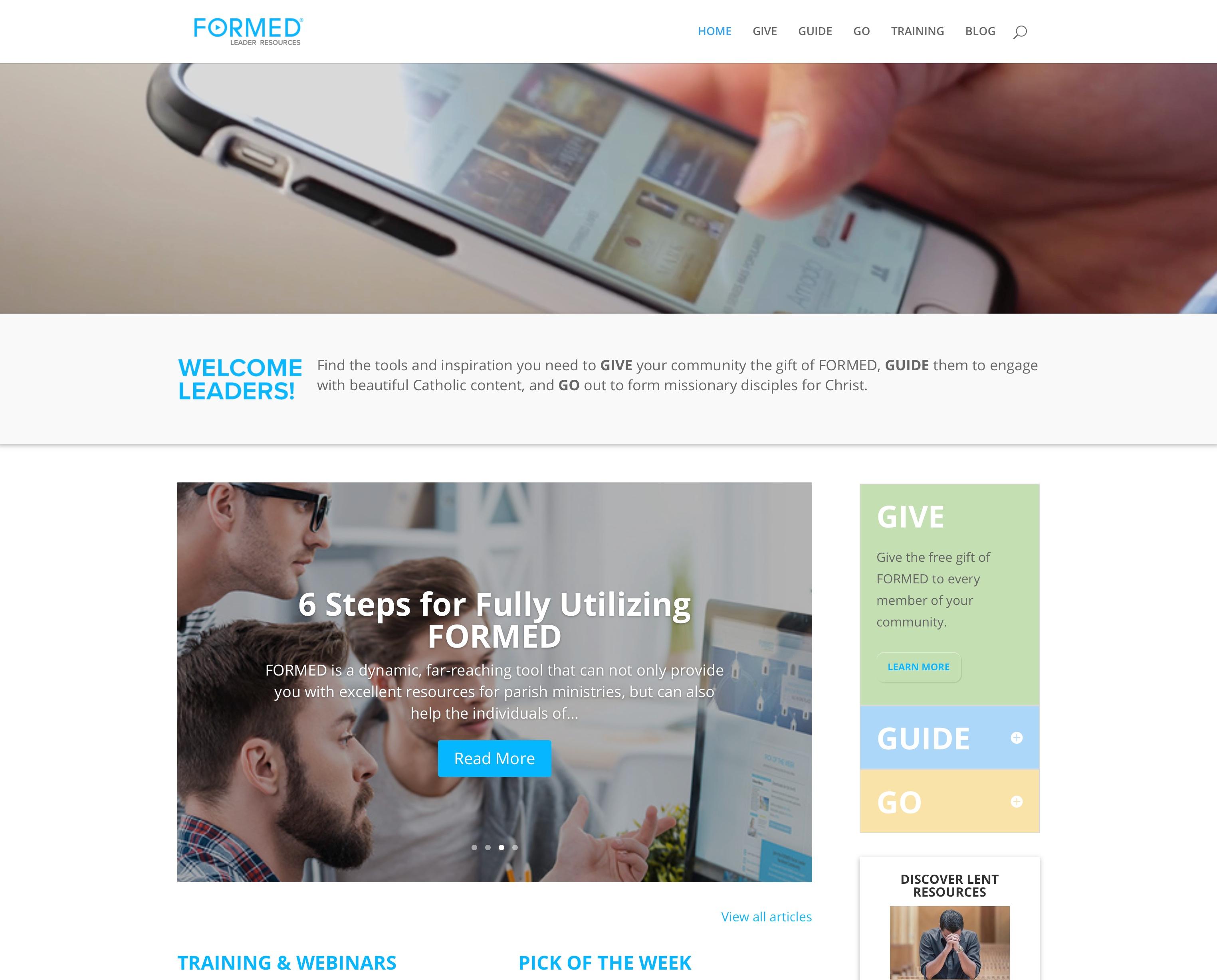 Web Design & Development | JP Creative Group
